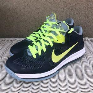 Nike Lebron 9 Low 'Obsidian'